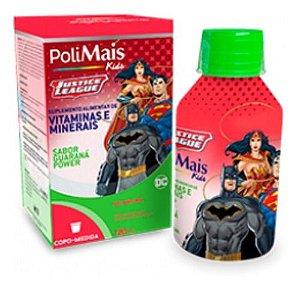 Polivitamínico Infantil Liga Da Justiça 120ml - Nutriex