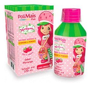 Polivitamínico Infantil Moranguinho 120ml - Nutriex