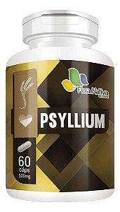 Psyllium 500mg 60 Cápsulas - Flora Nativa