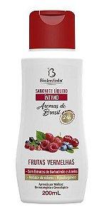 Sabonete Íntimo Líquido Frutas Vermelhas 200ml - Bio Instinto