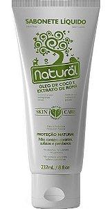 Sabonete Líquido Facial 237ml - Natural