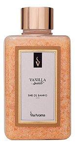 Sais De Banho Vanilla 440g Via Aroma
