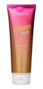 Shower Gel Intense Love 250ml - Via Aroma