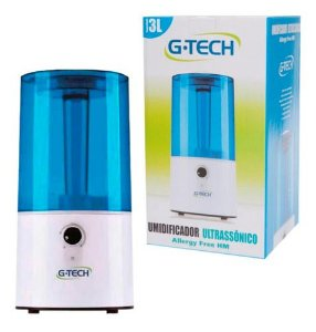 Umidificador Ultrassônico Allergy Free - G-tech