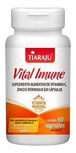 Vital Imune 60 Cápsulas 650mg - Tiaraju