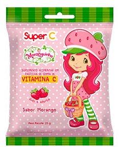 Vitamina C Moranguinho Goma Sabor Morango 25g - Nutriex