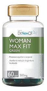 Woman Max Fit Green 500mg 60 Capsulas - Dr New Qi