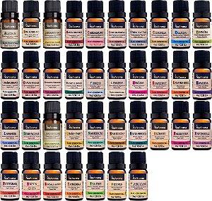 Óleo Essencial 10ml Escolha O Aroma - Via Aroma