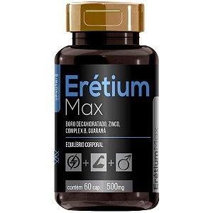 Erétium Max 500mg 60 Cápsulas - Upnutri