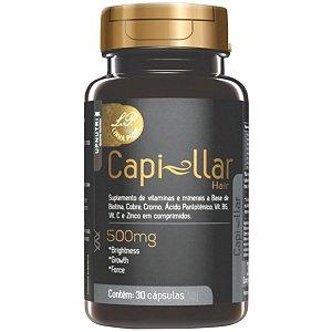 Capillar Hair 500mg 30 Cápsulas - Upnutri