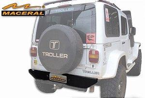 Para-Choque Traseiro (Asa-Delta) 2001/2014 Troller T4