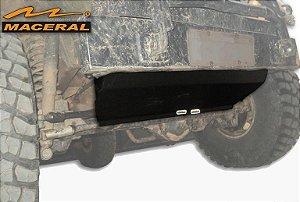 Protetor Barra De Direção (Peito De Aço) 2.8 Diesel 2001 Troller T4