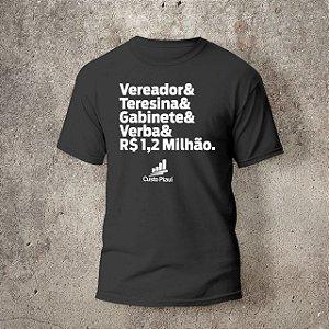 Camisa Vereadores THE