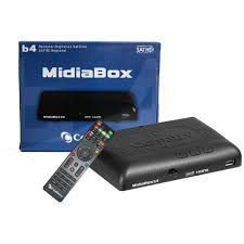 Receptor Century Mídia Box B4