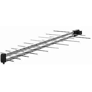 Antena Externa Log Digital AE900I C/Kit 34 Elementos Indusat