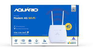 Modem Celular 4G/WI-FI - Aquario