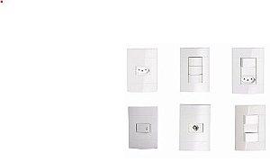 Interruptores e Tomadas - Linha Decor Schneider