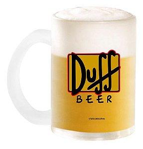 Caneca Choop Duff beer