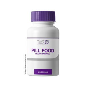 Pill Food - Multivitamínico