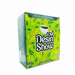 Chá Emagrecedor com 10 Ervas - DesinShow 60 Sachês