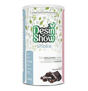 Shake Emagrecedor com Chocolate Belga - DesinShow