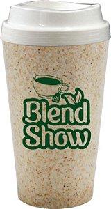 Copo Show - Sustentável - Feito com 50% de fibra de coco