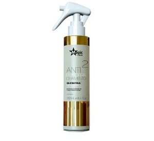 Queratina Hidrolisada Antiemborrachamento Magic Color 250ml