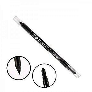 lápis Olhos Carbon Black - Top Beauty