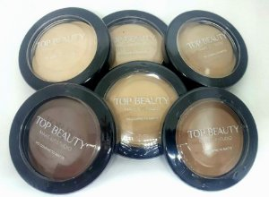 Pó Compacto Matte - Top Beauty-