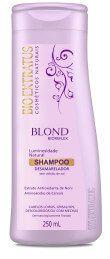 Shampoo Blond Desamarelador - Bio Extratus