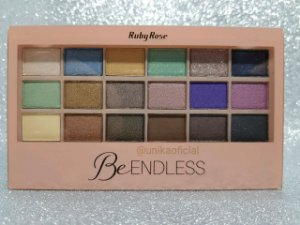 Ruby Rose Be Endless Kit De Sombras Hb-9927