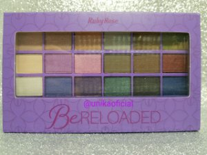 Ruby Rose Be Reloaded Kit De Sombras Hb-9921