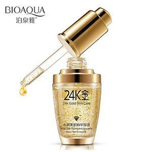 Sérum Anti idade e Rugas 24k Ouro -Bio Aqua
