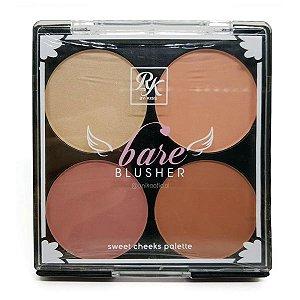 Paleta de Blush 01 Baring Bare Rk by Kiss NY