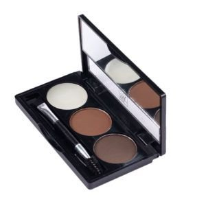 Kit para Sobrancelhas 03 Rich Chocalate Brown RK by Kiss NY