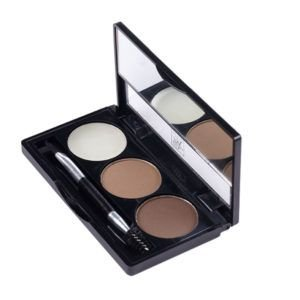 Kit para Sobrancelhas 02 Dark Brown RK by Kiss NY