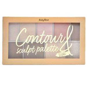 Paleta de Contorno Sculpt Light Ruby Rose