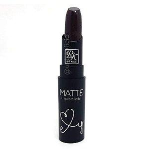 Batom Ultra Matte Dark Plum Scene Rk by Kiss