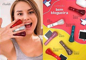 Esmalte Muriel - Coleção Bem Blogueira