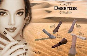 Esmaltes Muriel - Coleção Desertos