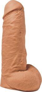 Pênis Maciço Soft Touch (Toque Macio) 16,5 x 5,5 cm com Ventosa