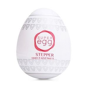 Masturbador Super Egg - Stepper