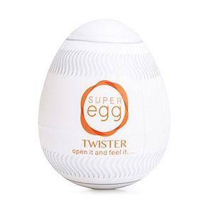 Masturbador Super Egg - Twister