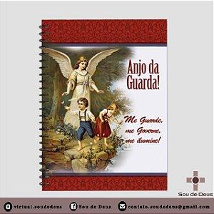 Caderno Anjo da Guarda