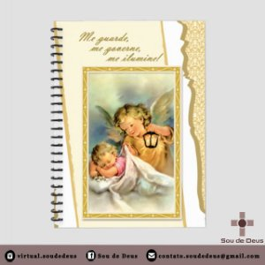 Caderno Santo Anjo