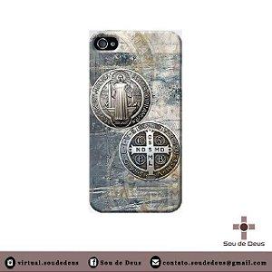 Capa de celular - Medalha de São Bento