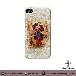 Capa de celular - Nossa Senhora Desatadora de nós