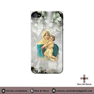Capa de celular - Mãe Rainha