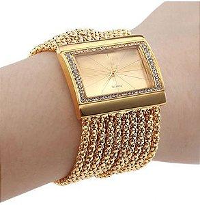 Relógio Pulseira Diamond