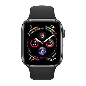 Relógio Eletrônico Smartwatch OLED Iwo 8 - 44mm - IOS e Android